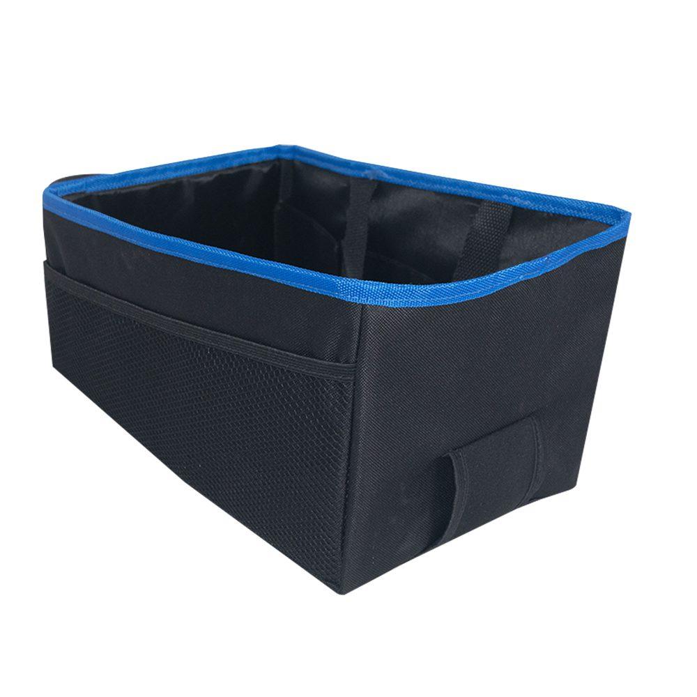 fh1135 black blue car organizer