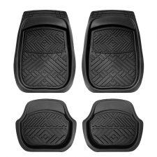 f13004 floormats black