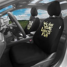 LF00111 4BLACK seat covers 1