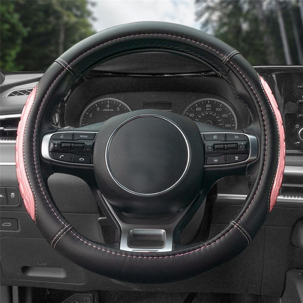 fh2012 pink steering wheel 3