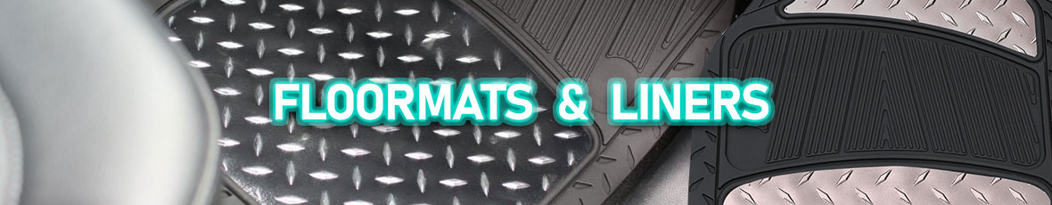 The banner for Floor Mats & Liners