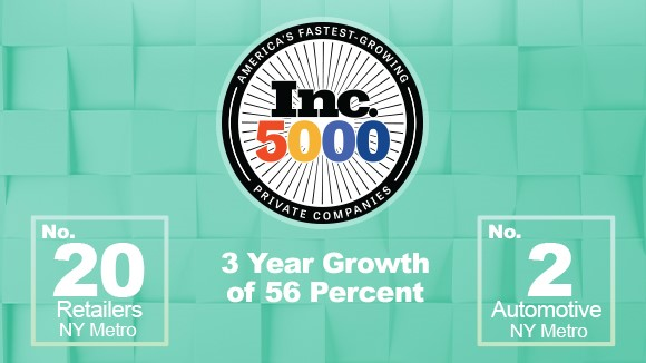 Top 5000 Fast-Growing Inc - FH Group